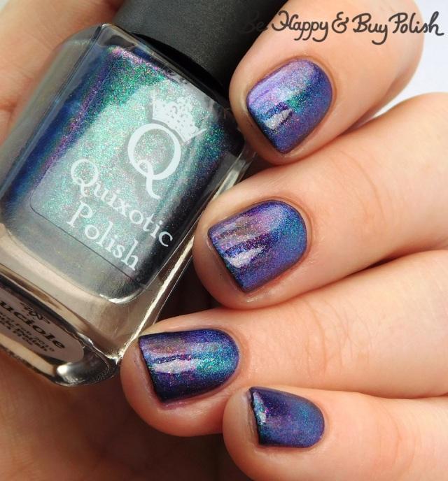 Quixotic Polish Luciole magnetic nail polish | Be Happy And Buy Polish