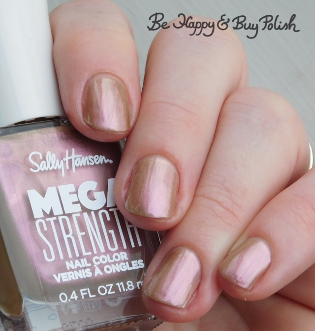 Sally Hansen Mega Strength Always Extra | Be Happy And Buy Polish