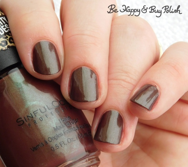 Sinful Colors Naughty Nudes Body Language | Be Happy And Buy Polish