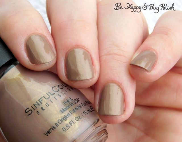 Sinful Colors Naughty Nudes Come Closer | Be Happy And Buy Polish