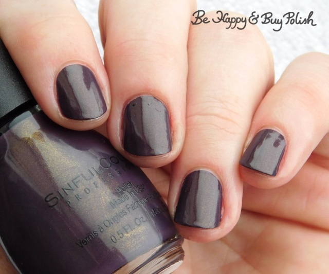 Sinful Colors Naughty Nudes Nude Mood | Be Happy And Buy Polish