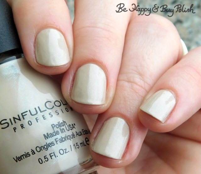 Sinful Colors Naughty Nudes Strike A Pose | Be Happy And Buy Polish