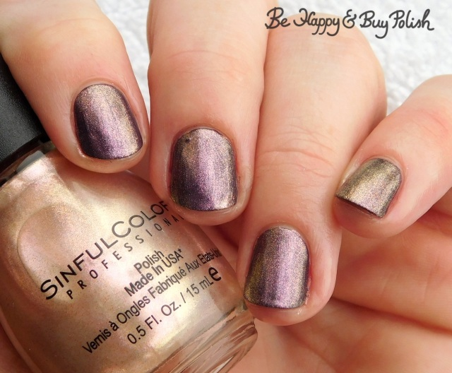 Sinful Colors Naughty Nudes Tease over Nude Mood | Be Happy And Buy Polish