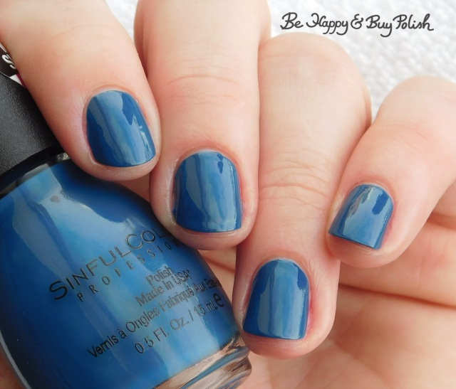 Sinful Colors Show and Teal | Be Happy And Buy Polish