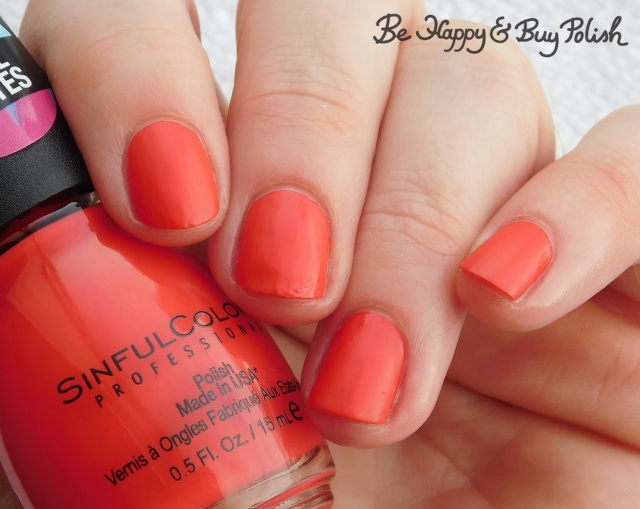 Sinful Colors Sinful Mattes Dragonfly | Be Happy And Buy Polish