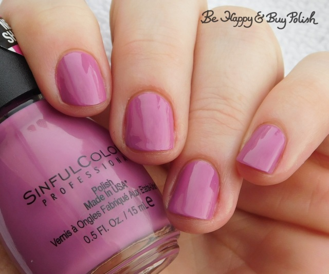Sinful Colors Violet Riot | Be Happy And Buy Polish