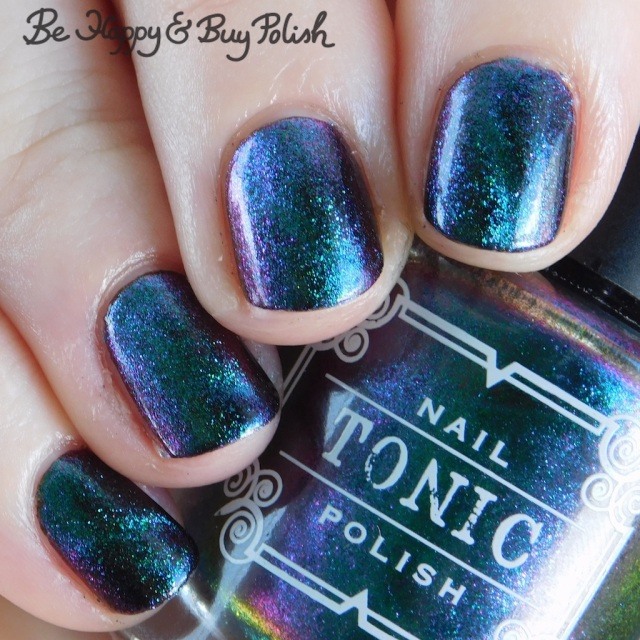 Tonic Polish Mirabilis magnetic polish | Be Happy And Buy Polish