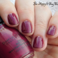 Sinful Colors You Goji nail polish swatch and review